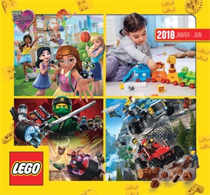 Folder Picwic du 01/06/2018 au 31/12/2019 - Catalogue Lego