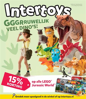 Intertoys folder van 04/06/2018 tot 24/06/2018 - promoties van de week