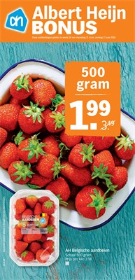 Albert Heijn folder van 11/06/2018 tot 17/06/2018 - weekpromoties