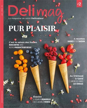 Folder Deli Traiteur du 01/06/2018 au 30/06/2018 - Magazine Deli Traiteur