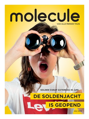Molecule folder van 01/07/2018 tot 31/07/2018 - Folder juli