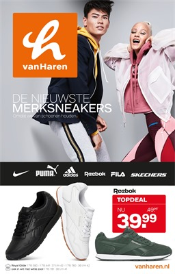 vanHaren  folder van 13/08/2018 tot 26/08/2018 - Promoties van de week