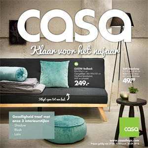 Casa folder van 27/08/2018 tot 11/09/2018 - Maandpromoties