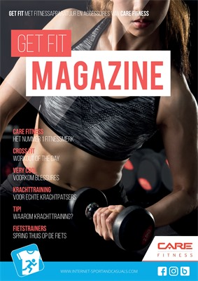 Tom get fit magazine