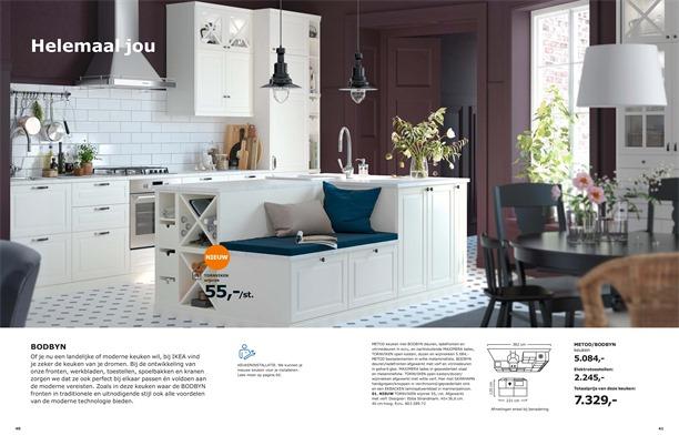Ikea Keukens Voordelen : Folder ikea van tot kuekens