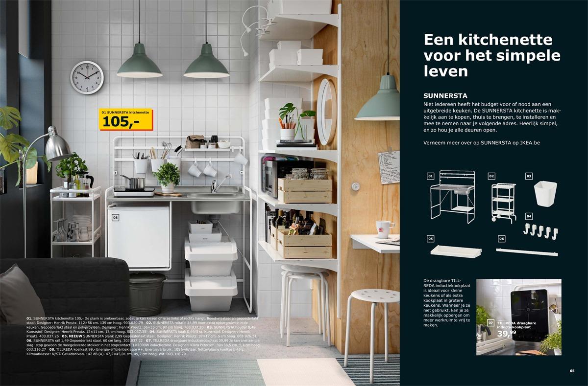 Opbergen Kleine Keuken : Folder ikea van 01 09 2018 tot 31 07 2019 kuekens