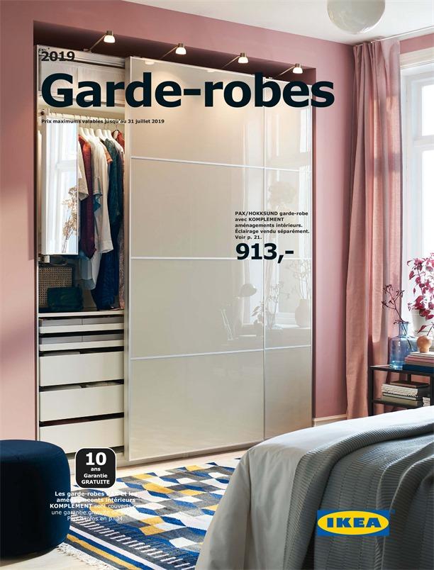 Folder Ikea Du 01 09 2018 Au 31 07 2019 Garde Robes