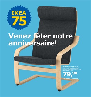 Folder Ikea du 01/09/2018 au 31/12/2018 - Catalogue extra