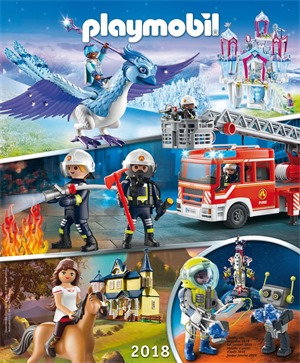 Folder Play Mobil du 01/09/2018 au 31/12/2019 - Catalogue