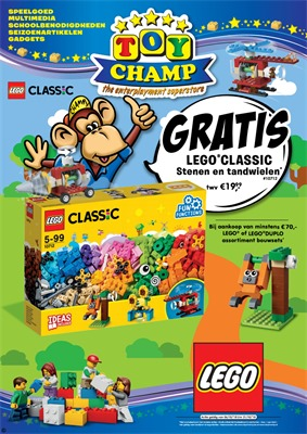 Toychamp folder van 06/10/2018 tot 21/10/2018 - Weekpromoties