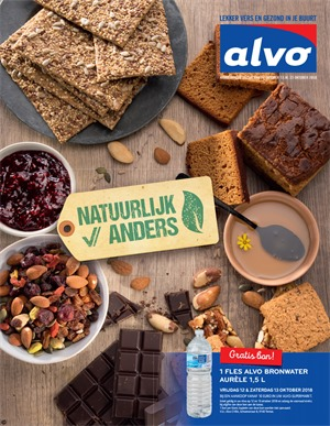 Alvo folder van 10/10/2018 tot 23/10/2018 - Weekpromoties