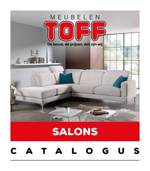 Toff folder van 01/10/2018 tot 31/12/2019 - Salons