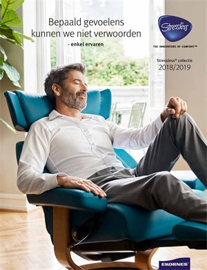 Stressless folder van 01/10/2018 tot 31/12/2019 - Brochure