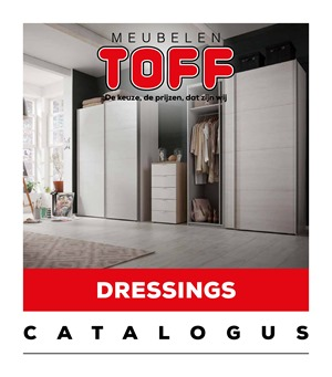 Toff folder van 01/10/2018 tot 31/12/2019 - Dressings