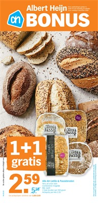 Albert Heijn folder van 29/10/2018 tot 04/11/2018 - Weekpromoties 44