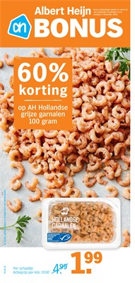 Albert Heijn folder van 05/11/2018 tot 10/11/2018 - Weekpromoties
