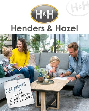 Folder Henders & Hazel du 01/11/2018 au 31/12/2019 - Guide inspiration