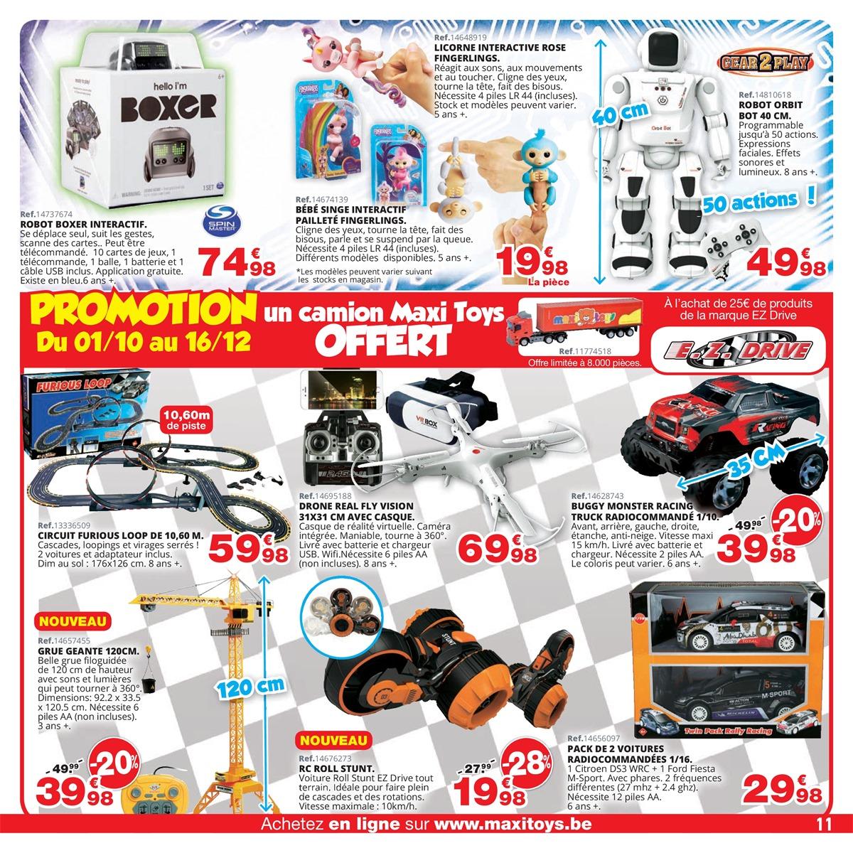 Maxi 26112018 Promotions Mois 16122018 Toys Au Folder Du WEHY9I2D