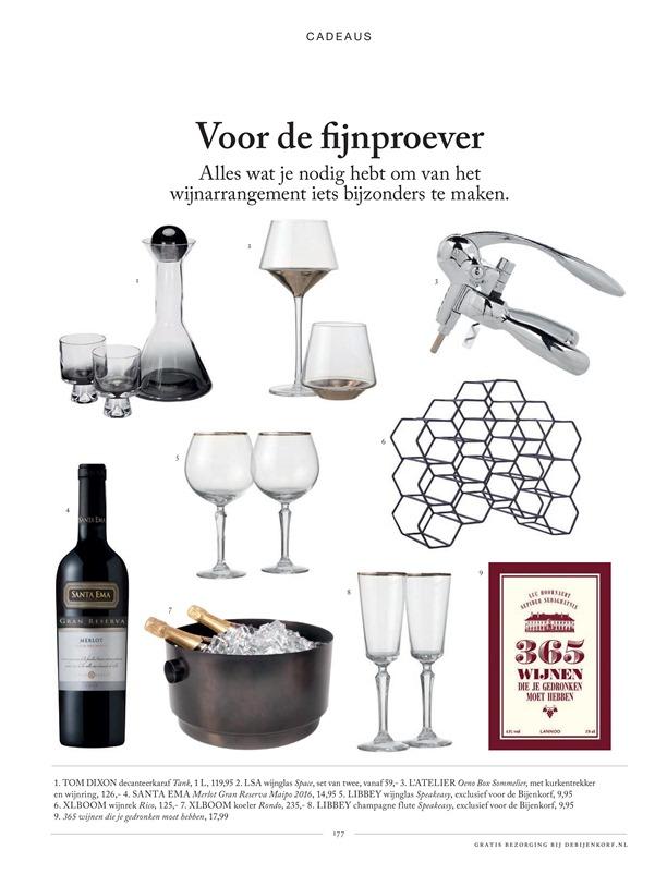 fb84a302e52 Folder De Bijenkorf van 27/11/2018 tot 31/12/2019 - Make classic ...