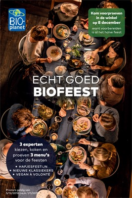 Bio Planet folder van 05/12/2018 tot 01/01/2019 - Maandpromoties