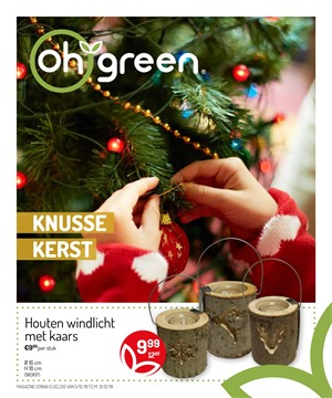Oh! Green folder van 05/12/2018 tot 31/12/2018 - Maandpromoties