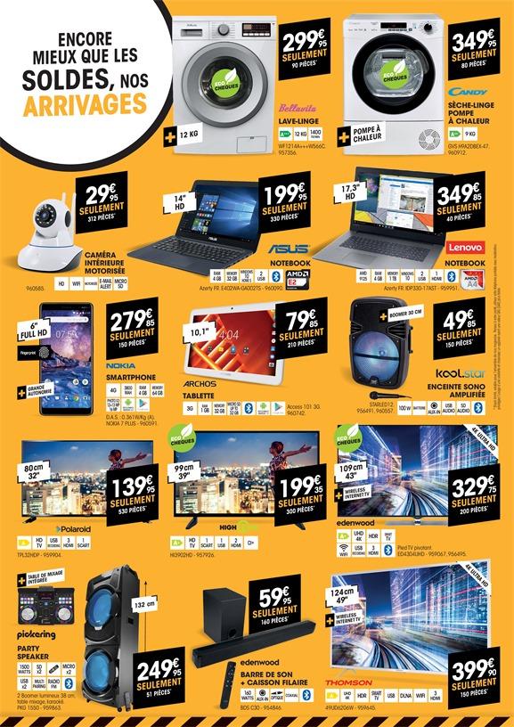 Folder Electro Depot Du 01 01 2019 Au 31 01 2019 Promotions Du Mois