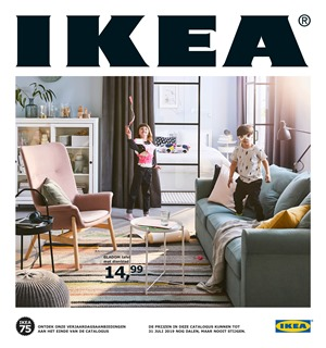 Ikea folder van 01/01/2019 tot 31/07/2019 - Catalogus