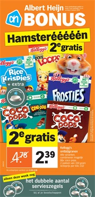 Albert Heijn folder van 07/01/2019 tot 13/01/2019 - weekpromoties