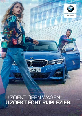 BMW folder van 01/01/2019 tot 31/01/2019 - Autosalon folder