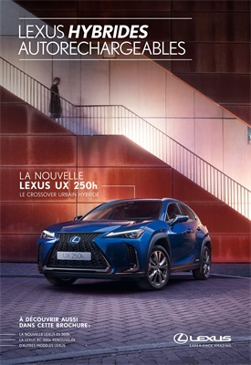 Folder Lexus du 01/01/2019 au 31/01/2019 - Solon voiture