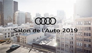Folder Audi du 01/01/2019 au 31/01/2019 - Salon voiture
