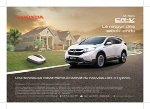Folder Honda du 01/01/2019 au 31/01/2019 - Salon voiture