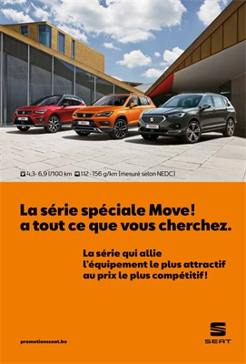 Folder Seat du 01/01/2019 au 31/01/2019 - Voiture salon