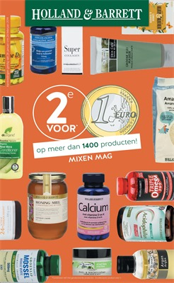 Holland & Barrett folder van 28/01/2019 tot 24/02/2019 - Maandpromoties