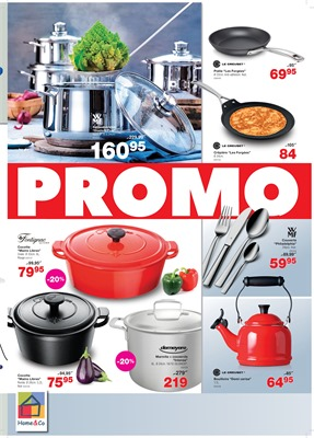 Folder Home & Co du 01/02/2019 au 24/02/2019 - Promotions du mois