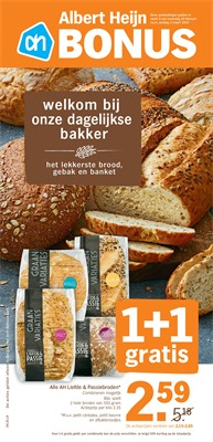 Albert Heijn folder van 25/02/2019 tot 03/03/2019 - weekpromoties
