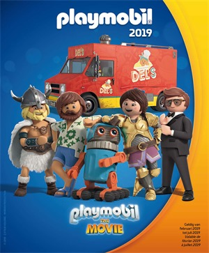 Play Mobil folder van 01/02/2019 tot 31/12/2019 - Catalogus 2