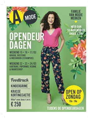 A-mode folder van 12/03/2019 tot 12/04/2019 - Maandpromoties