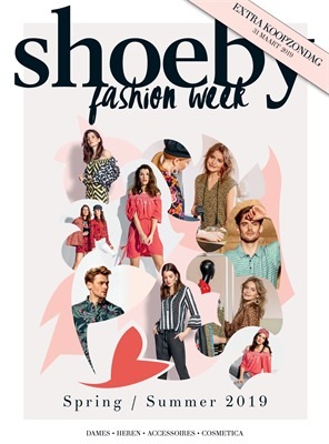 Shoeby folder van 25/03/2019 tot 07/04/2019 - Fashion week magazine