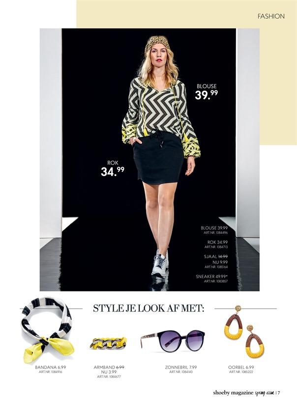 5749197588b705 Folder Shoeby van 25 03 2019 tot 07 04 2019 - Fashion week magazine