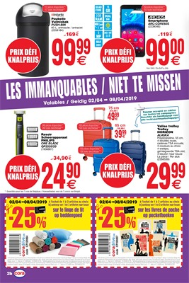Folder Cora du 02/04/2019 au 08/04/2019 - Coupons de réduction