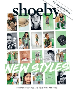 Shoeby folder van 01/04/2019 tot 05/05/2019 - Weekpromoties