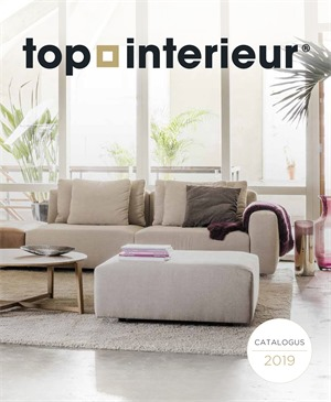 Top Interieur folder van 01/05/2019 tot 31/12/2019 - Catalogus