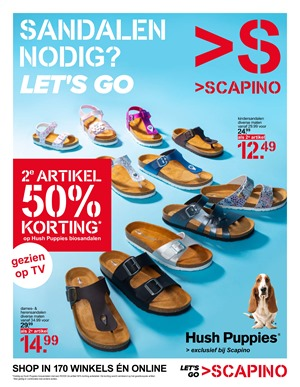 Scapino folder van 20/05/2019 tot 02/06/2019 - Weekpromoties
