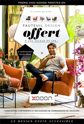 Folder XOOON  du 27/05/2019 au 30/06/2019 - Promotions du mois