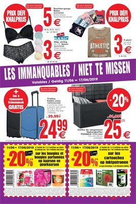 Folder Cora du 11/06/2019 au 17/06/2019 - Coupons de réduction
