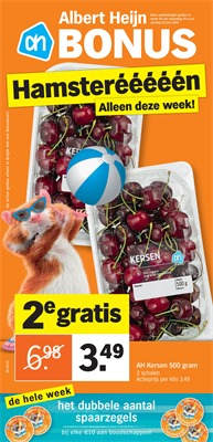 Albert Heijn folder van 24/06/2019 tot 30/06/2019 - Weekpromoties