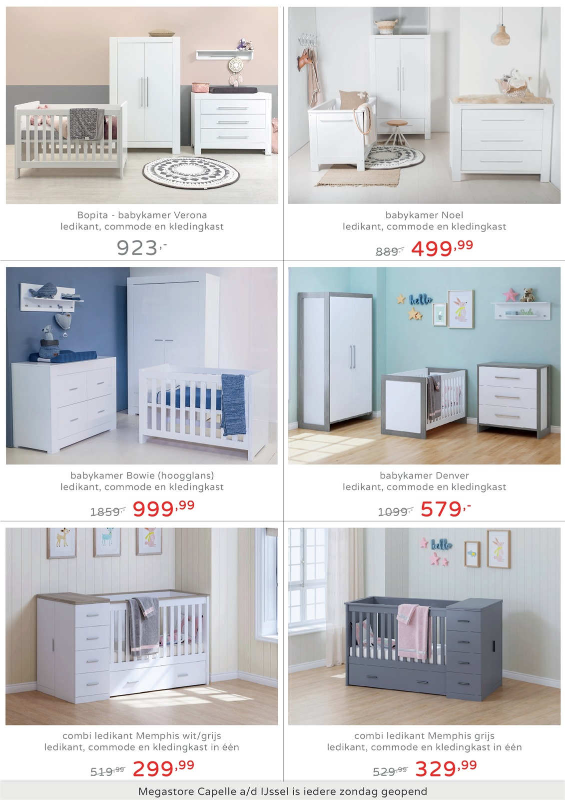 Babykamer Denver Babydump.Folder Baby En Tiener Megastore Van 05 08 2019 Tot 11 08