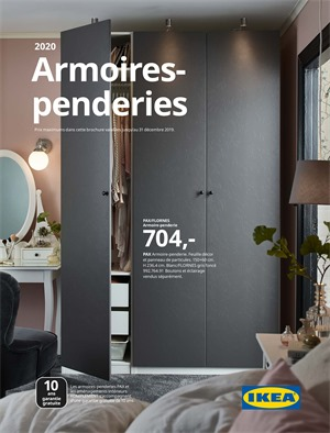 Armoires-penderies