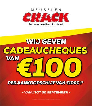 Crack  folder van 01/09/2019 tot 30/09/2019 - Folder September
